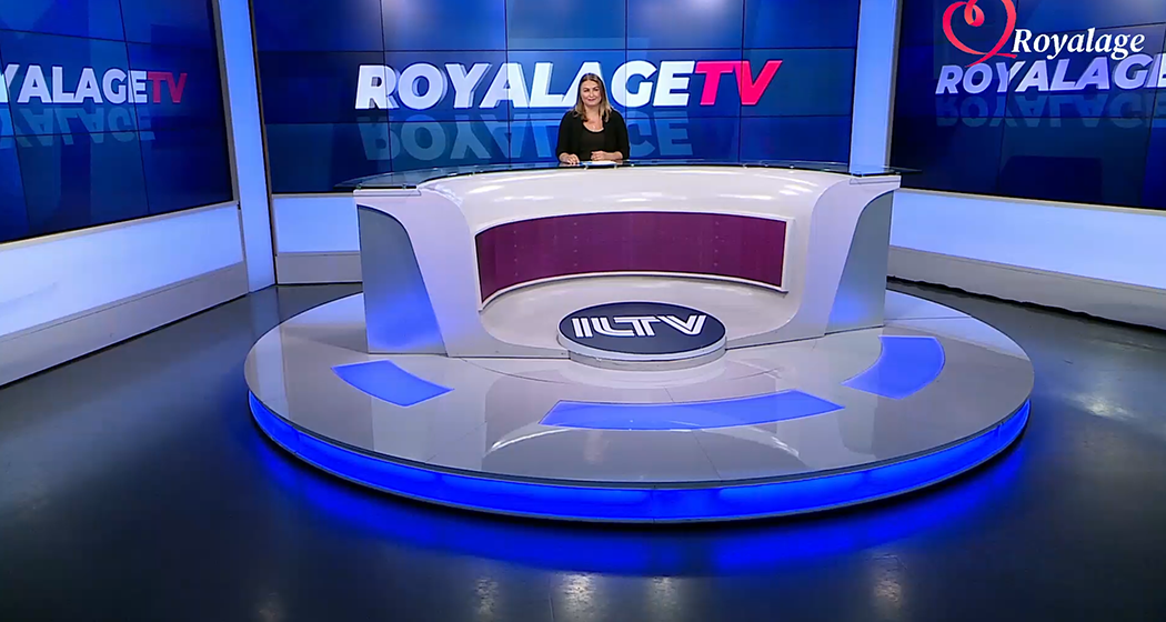 YOUR ROYAL AGE NEWSCAST
